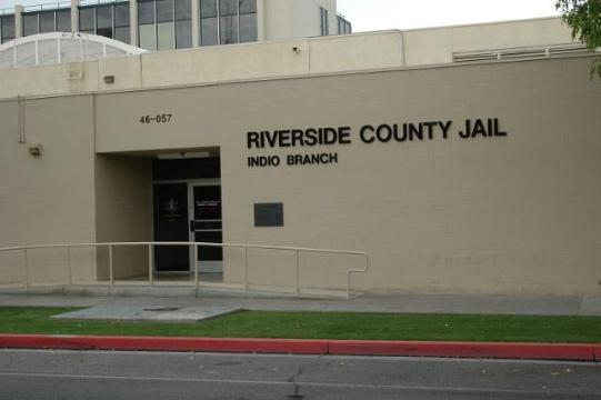 Riverside County Sheriff Department Indio Riverside County Jail Indio
