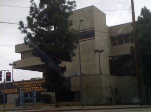 L.A. Men's Central Jail. Photo rights, Adventure Bail Bonds