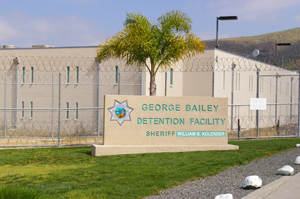 George F. Bailey Detention Center. Photo credit: sdsheriff.net