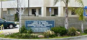 Larry D. Smith Correctional Facility - Photo credit: riversidesheriff.org