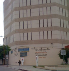 IRC Inmate Reception Center Los Angeles. Photo credit. Adventure Bail Bonds