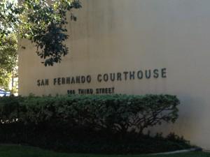 San Fernando Courthouse. Photo credit, Adventure Bail Bonds