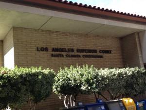 Santa Clarita Courthouse. Photo credit, Adventure Bail Bonds