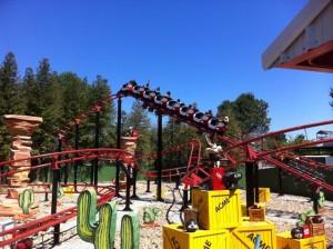 Magic Mountain. Photo: Adventure Bail Bonds