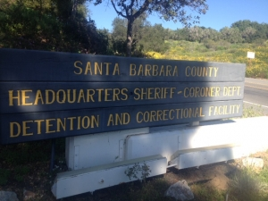 Santa Barbara County Sheriff Headquarters. Photo, Adventure Bail Bonds