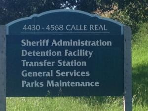 Santa Barbara Sheriff Station