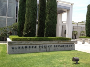 Alhambra Police Department Jail. Photo: Adventure Bail Bonds