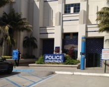 Beverly Hills Police Department Jail. Photo, Adventure Bail Bonds