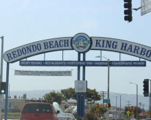 Redondo Beach, King Harbor. Photo by Adventure Bail Bonds