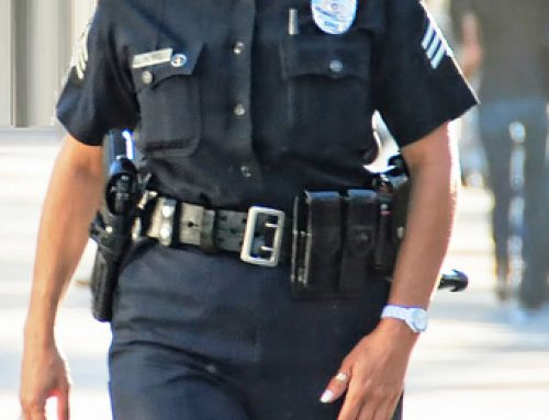 Foot Patrols to Enhance Community Policing Policy in Los Angeles Neighborhoods